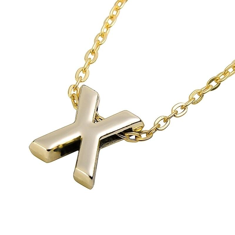 Shop zodaca golden alphabet n z pendant initial letter necklace zodaca golden alphabet n z pendant initial letter necklace 185 205 inch aloadofball Choice Image