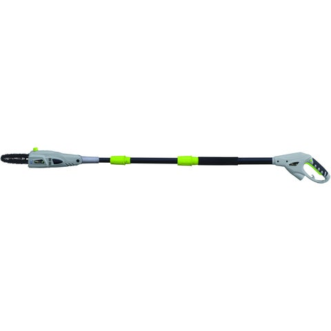 Earthwise Corded 8-inch Electric Pole Saw - Green