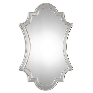 Uttermost Elara Decorative Antiqued Wall Mirror