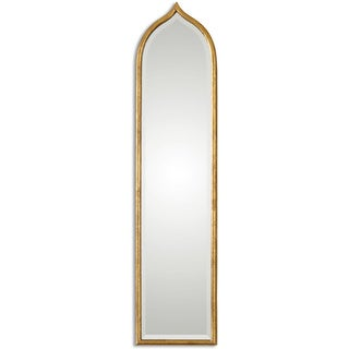 Uttermost Fedala Decorative Gold Wall Mirror - 12.25x50.125x1