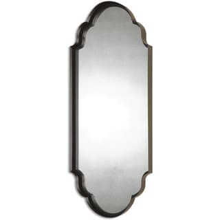 Uttermost Lamia Curved Metal Decorative Mirror