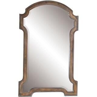 Uttermost Corciano Oxidized Copper Decorative Wall Mirror