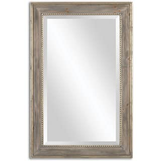 uttermost quintina pine mirror - Metal Mirror Frame