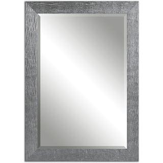 carbon loft gibbon silver bevelled mirror - Metal Mirror Frame