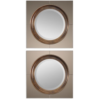 Uttermost Gouveia Comtemporary Bevelled Mirror