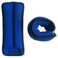 ActionLine KY-62001B 5.0lb Neoprene Wrist/ Ankle Weights