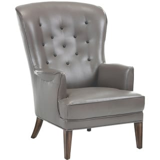 Sunpan '5West' Chancellor Leather Armchair