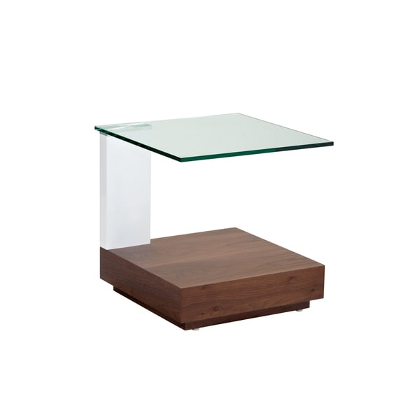 Shop Sunpan Ikon Everett End Table On Sale Free Shipping Today