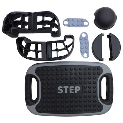 ActionLine KY-61021 5-in-1 Multi-function Aerobic Step/ Fitness Step