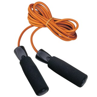 ActionLine KY-71023 9-foot Leather Ball Bearing Cardio Fitness Speed Rope