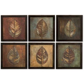 Uttermost New Leaf Panels (Set of 6)|https://ak1.ostkcdn.com/images/products/9729600/P16902927.jpg?impolicy=medium