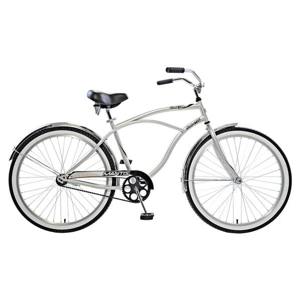 Mantis Beach Hopper Mens 26-inch Cruiser Bicycle