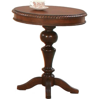 Mountain Manor Heritage Cherry Chairside Table