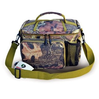 Explorer 12-can Top Open Mossy Oak Cooler