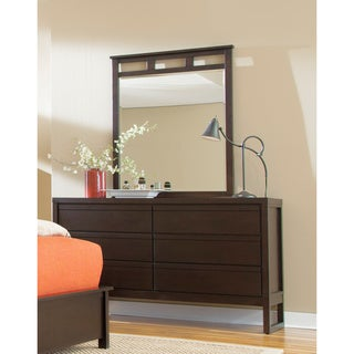 Athena Dark Chocolate Drawer Dresser