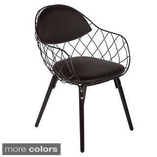 Hans Andersen Home Peanuts Metal Arm Chair