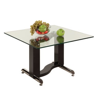 Somette Square Modern Lamp Table