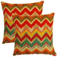 Clement Multi 17-inch Throw Pillows (Set of 2)