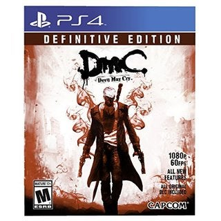 PS4 - DMC Devil May Cry Definitive Edition
