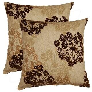 Barolo 17-inch Throw Pillows (Set of 2)