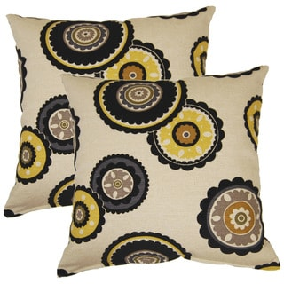 Rumi 17-inch Throw Pillows (Set of 2)