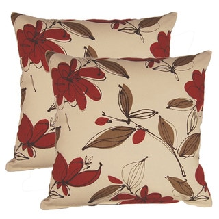 Bremmer 17-inch Throw Pillows (Set of 2)