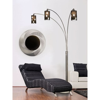 Vortex LED Infinity Wall Mirror