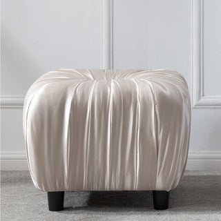 Link to Jennifer Taylor Gracie Decorative Ottoman Similar Items in Cocktail Ottomans