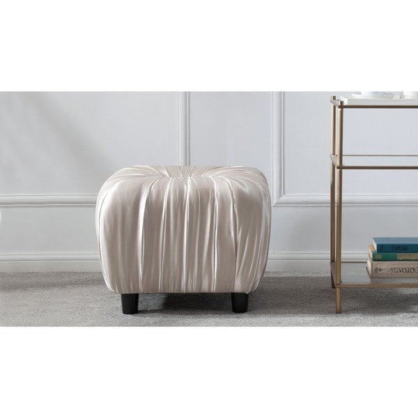 Jennifer Taylor Gracie Decorative Ottoman