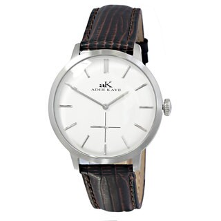 "Adee Kaye Men's ""Dome II"" Collection Watch"