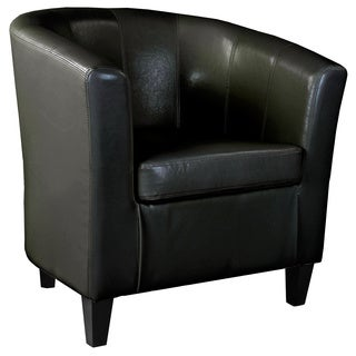 Clay Alder Home Wallace Leather Tub Chair