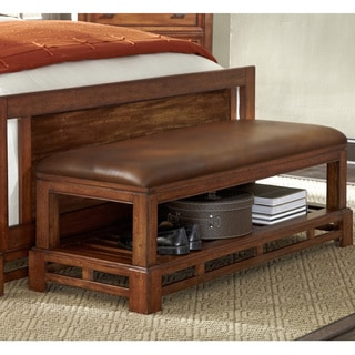 Catalina Collection Toffee Bench