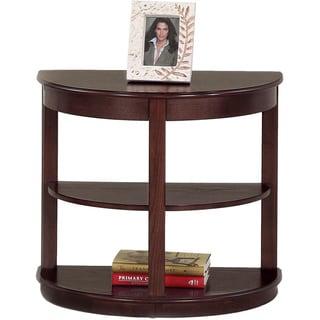 Sebring Medium Ash Chairside Table