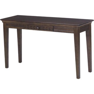 Casual Traditions Walnut Sofa Table