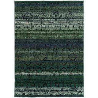 Neville Tribal Etchings Area Rug