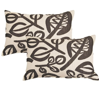 Karina 12.5-inch Throw Pillows (Set of 2)