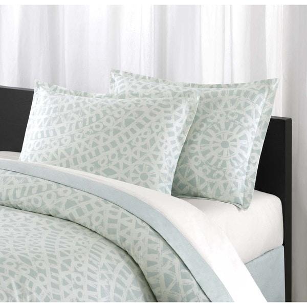 Echo Design Mykonos Cotton Standard Sham