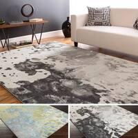 Ann Abstract Area Rug - 5'2 x 7'6
