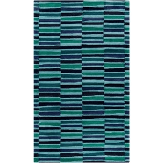 Hand-Tufted Betsy Polyester Rug (3'6 x 5'6)