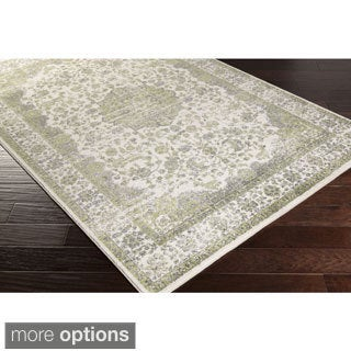 Meticulously Woven Aban Faded Border Area Rug (2'2 x 3')