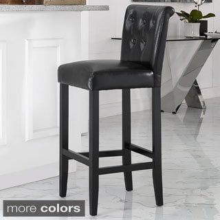 Tender Black Bar Stool