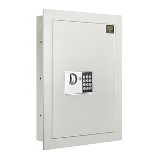 Flat Electronic Hidden Wall Safe