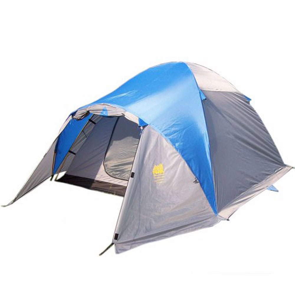 High Peak Outdoors South Col 3-person Tent (3 person blue...