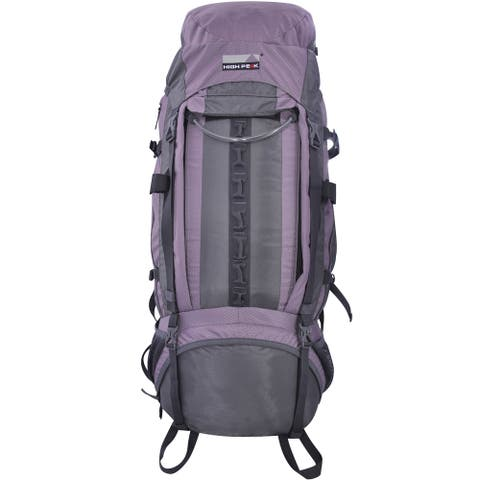 High Peak Outdoors Aspen 65+10 Womens Expedition Backpack