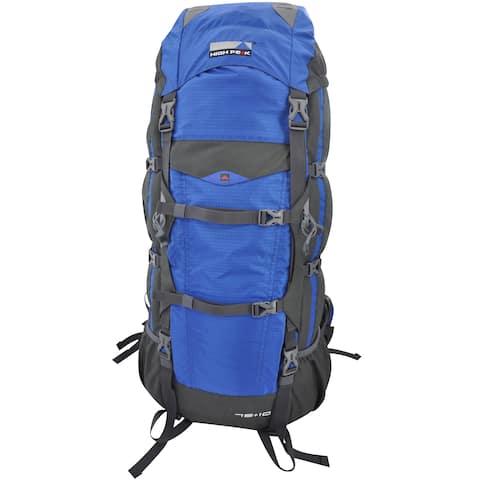 High Peak Outdoors Tahoe 75+10 Expedition Backpack