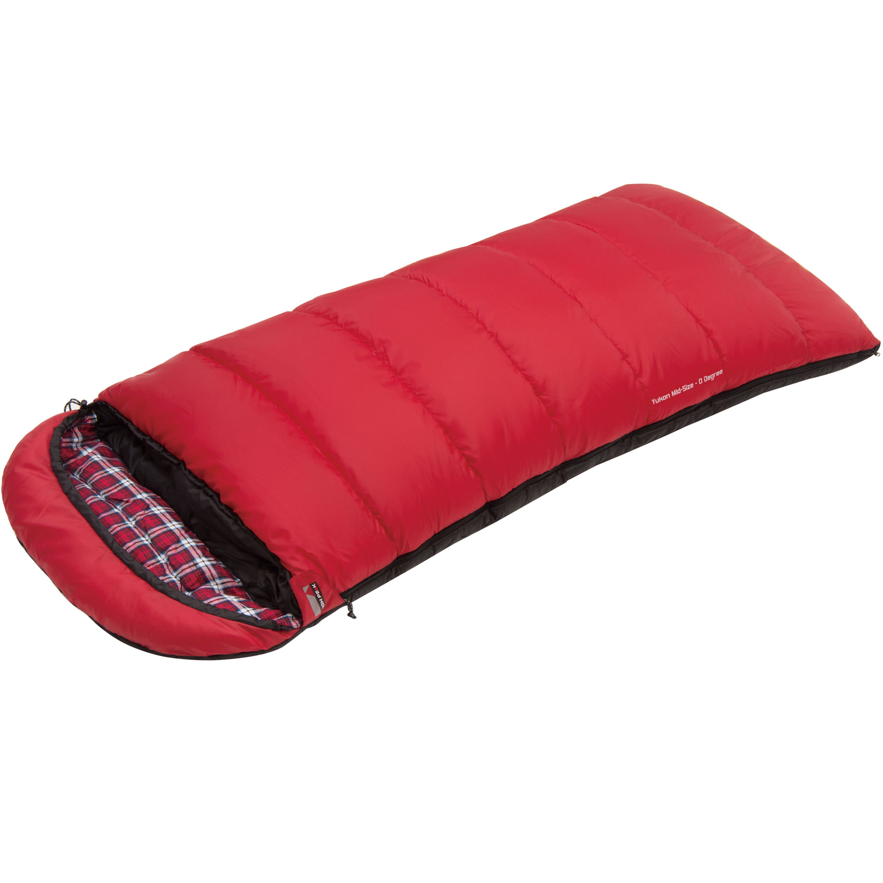 High Peak Outdoors Yukon Midsize 0 Degree Sleeping Bag