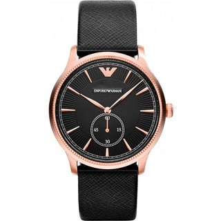 Armani Men's AR1798 Classic Black Watch