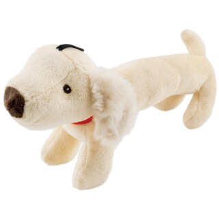 Fetch-A-Pal With Squeaker Plush Labrador Dog Toy-