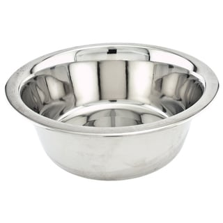 Economy Stainless Steel Dish 5qt-