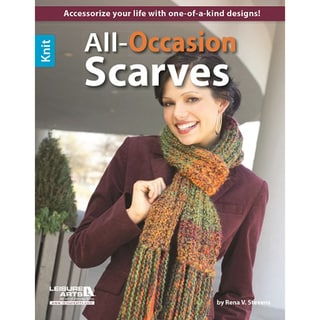 Leisure Arts-All-Occasion Scarves